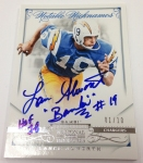 Panini America 2013 Crown Royale Football New Autos (22)
