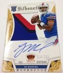 Panini America 2013 Crown Royale Football New Autos (26)