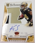 Panini America 2013 Crown Royale Football New Autos (27)