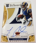 Panini America 2013 Crown Royale Football New Autos (32)
