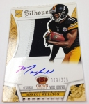 Panini America 2013 Crown Royale Football New Autos (33)