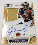 Panini America 2013 Crown Royale Football New Autos (36)