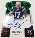 Panini America 2013 Crown Royale Football New Autos (4)