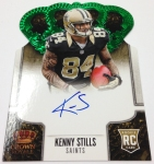 Panini America 2013 Crown Royale Football New Autos (6)