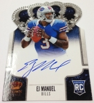 Panini America 2013 Crown Royale Football New Autos (8)