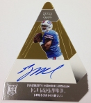 Panini America 2013 Crown Royale Football New Autos (9)