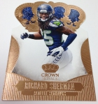 Panini America 2013 Crown Royale Football Retail QC (2)