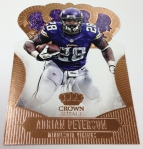 Panini America 2013 Crown Royale Football Retail QC (3)
