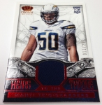 Panini America 2013 Crown Royale Football Retail QC (53)