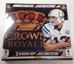 Panini America 2013 Crown Royale Football Retail Teaser (2)