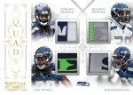 Panini America 2013 National Treasures Football Legion of Boom