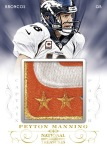 Panini America 2013 National Treasures Football Peyton