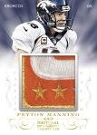 Panini America 2013 National Treasures Football Peyton