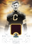 Panini America 2013 National Treasures Football Thorpe