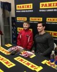 Panini America 2014 Adam Henrique Signing (11)