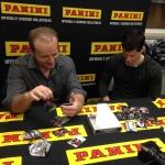Panini America 2014 Adam Henrique Signing (50)