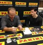 Panini America 2014 Adam Henrique Signing (51)