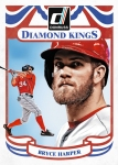 Panini America 2014 Donruss Baseball Diamond Kings (1)