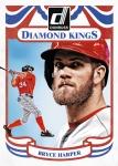 Panini America 2014 Donruss Baseball Diamond Kings (1)