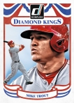 Panini America 2014 Donruss Baseball Diamond Kings (2)