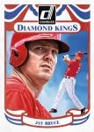 Panini America 2014 Donruss Baseball Diamond Kings (23)