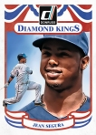 Panini America 2014 Donruss Baseball Diamond Kings (24)