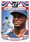Panini America 2014 Donruss Baseball Diamond Kings (24)