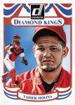 Panini America 2014 Donruss Baseball Diamond Kings (25)