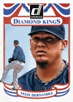 Panini America 2014 Donruss Baseball Diamond Kings (28)