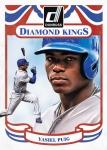 Panini America 2014 Donruss Baseball Diamond Kings (4)
