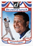 Panini America 2014 Donruss Baseball Diamond Kings (9)