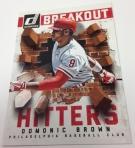 Panini America 2014 Donruss Baseball QC (118)
