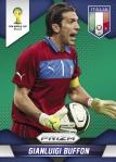 Panini America 2014 FIFA World Cup Brazil Prizm Buffon