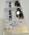 Panini America Russell Signs 10