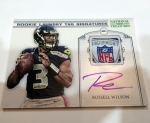 Panini America Russell Signs 17