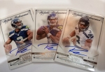 Panini America Russell Signs 21