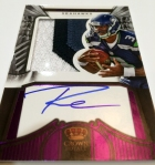 Panini America Russell Signs 23