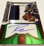Panini America Russell Signs 24
