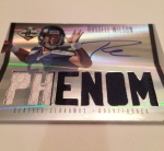 Panini America Russell Signs 27