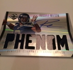 Panini America Russell Signs 28
