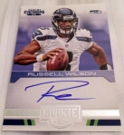 Panini America Russell Signs 31