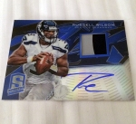 Panini America Russell Signs 34