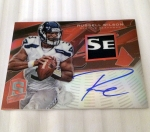 Panini America Russell Signs 35
