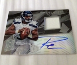 Panini America Russell Signs 39