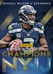 Panini America Seattle Seahawks Super Bowl XLVIII Champions (1)
