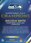 Panini America Seattle Seahawks Super Bowl XLVIII Champions (11a)