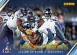 Panini America Seattle Seahawks Super Bowl XLVIII Champions (13)