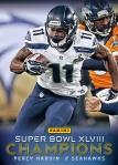 Panini America Seattle Seahawks Super Bowl XLVIII Champions (15)