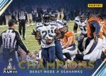 Panini America Seattle Seahawks Super Bowl XLVIII Champions (17)