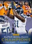 Panini America Seattle Seahawks Super Bowl XLVIII Champions (18)